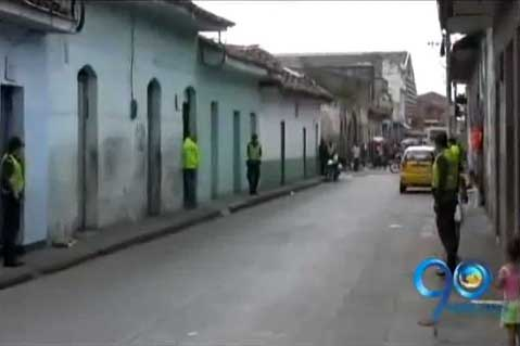 Policía entrega balance de la intervención de 'ollas' en Palmira