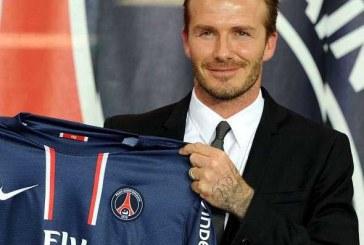 'El caballero' Beckham le dice adiós a las canchas