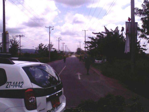 Antiexplosivos descartan paquete bomba en la Cañasgordas