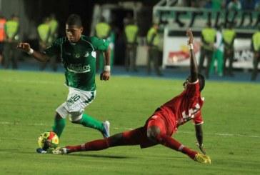 El Deportivo Cali venció 1-0 al América y es líder del grupo E de la Copa