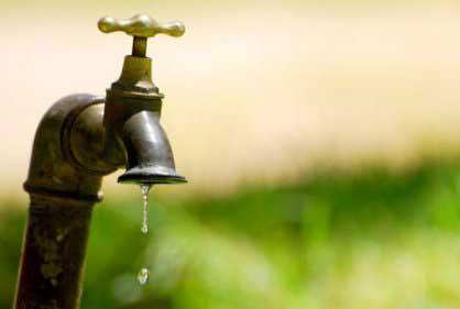 Suspensión del servicio de agua en 4 barrios de Cali