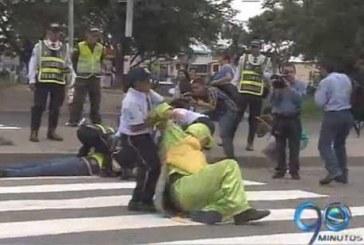 Baja la accidentalidad de peatones en la capital del Valle