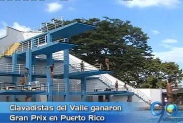 Oro para los clavadistas del Valle en Grand Prix de Puerto Rico