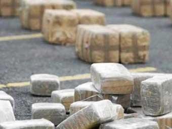 148 kilos de cocaína fueron incautados en Jamundí