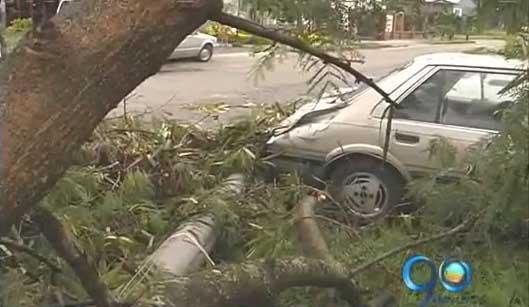 Alerta por incremento de las lluvias en Cali y el Valle
