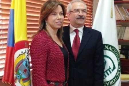 Nora Tapia, nueva presidenta del Concejo Nacional Electoral