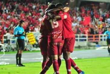 América de Cali derrotó 2-0 al Real Santander en Bucaramanga