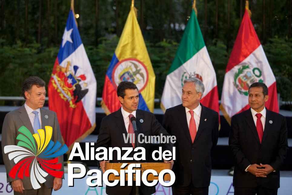 Galería fotográfica de la Alianza del Pacífico