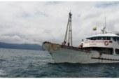 Rescatadas cerca de 60 personas a la deriva en el Pacífico