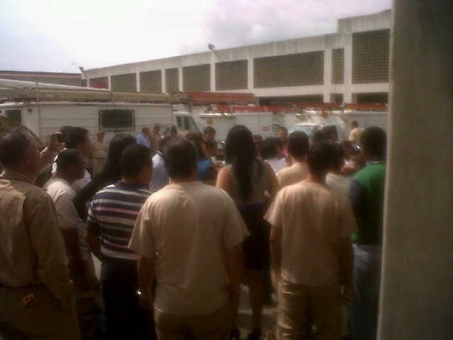 Trabajadores de Emcali suspendieron labores