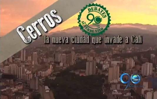 Informe Especial: Cerros, la nueva ciudad que invade a Cali