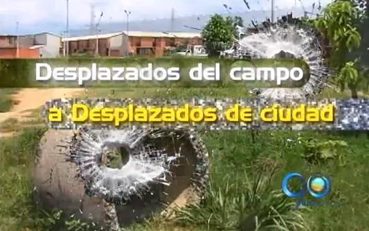 Informe Especial. Desplazados del campo a desplazados de ciudad, parte 2