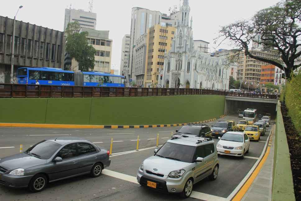 Las cifras del hundimiento de la Avenida Colombia