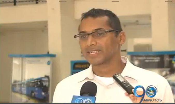 Renunció Juan Carlos Orobio director de transporte en Metrocali