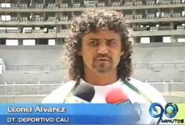 Deportivo Cali prepara su partido contra Equidad en Bogotá