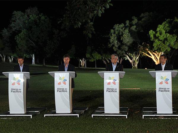 Concluyó la VII Cumbre de la Alianza del Pacifico en Cali
