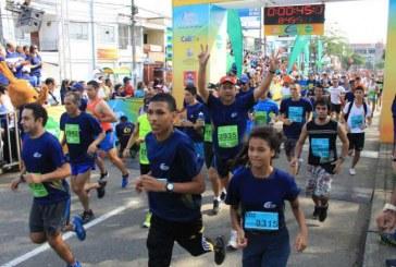 Los caleños le cumplieron a Juancho Correlón en la tradicional Media Maratón