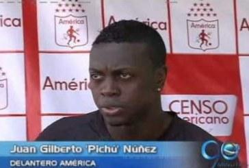 América apelará sanción impuesta a Juan Gilberto 'Pichú' Núñez