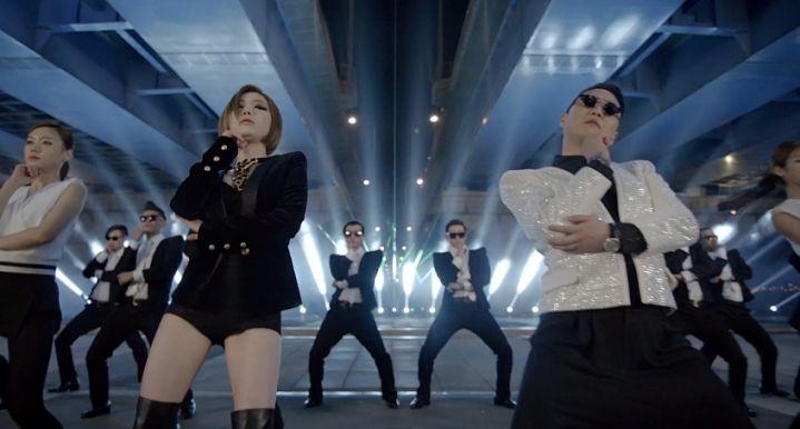 Con Gentleman, Psy supera 200 millones de visitas en Youtube