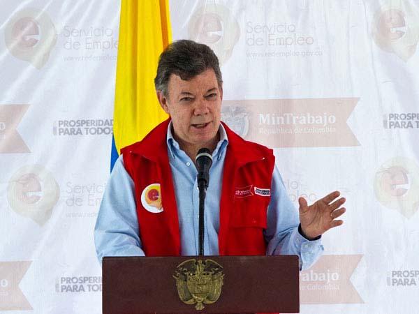 Presidente inaugura Centro de Atención de Empleo
