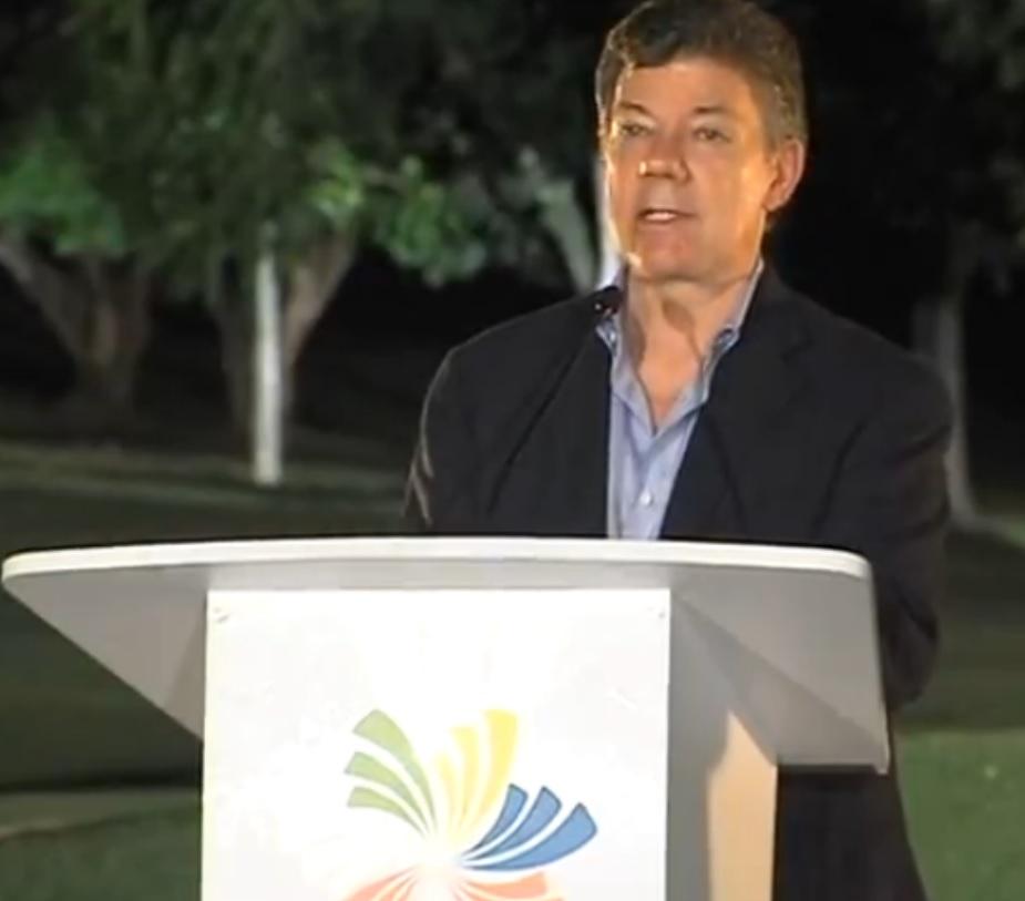 Alianza del Pacífico: Santos expuso los resultados concretos