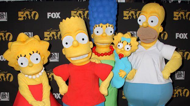 Los Simpsons tendrán su propio parque temático en EE.UU