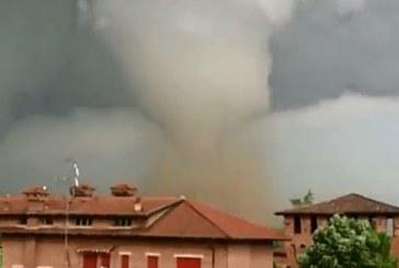 Video: Tornado deja más de cien heridos en Italia