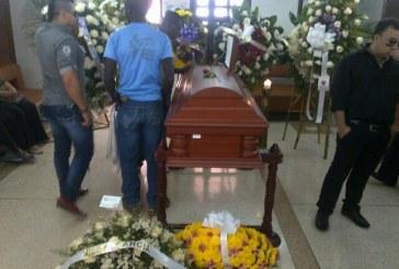 Cali le dio el último adiós a Alberto Lázaro del Valle