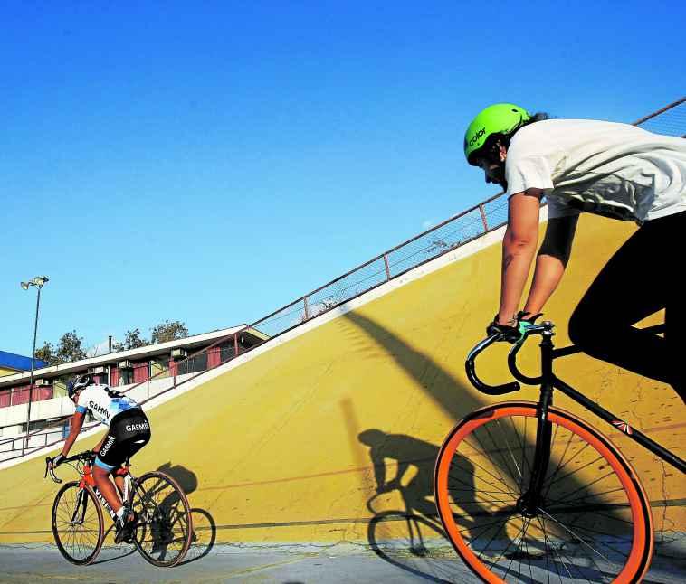 Comienza el programa Comunas al Velódromo de la Liga de Ciclismo
