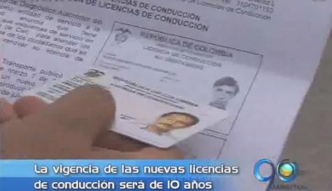 Nuevas licencias de conduccion a partir del 15 de julio