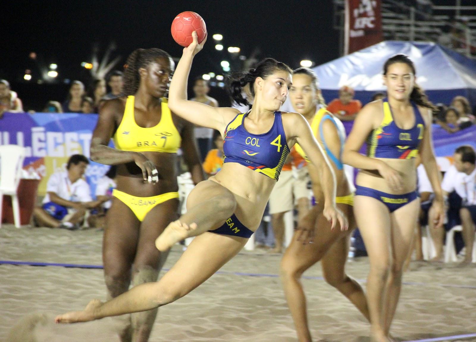 Juegos Mundiales: el Balonmano de Playa vibrará en Cañaveralejo