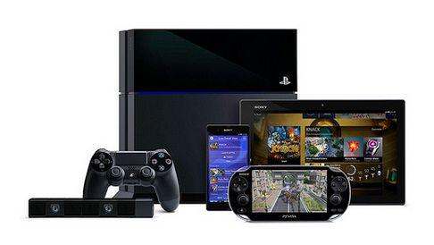 Sony muestra su nueva Estación de Juego PlayStation 4