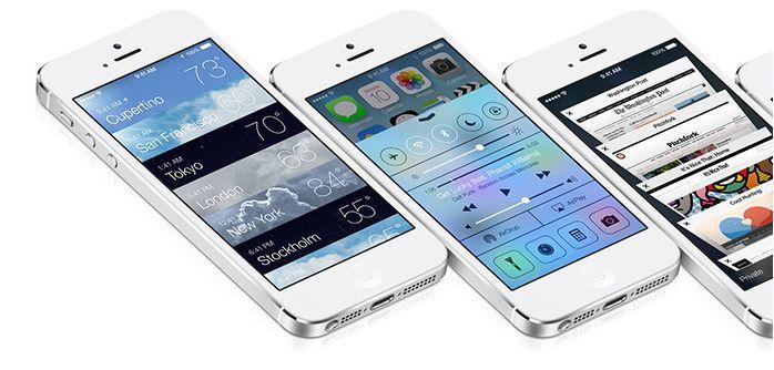 Para Apple el iOS 7 será la nueva cara de los iPhones