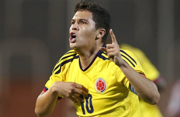 Juan Fernando Quintero brilló con Colombia y fue el verdugo de los turcos