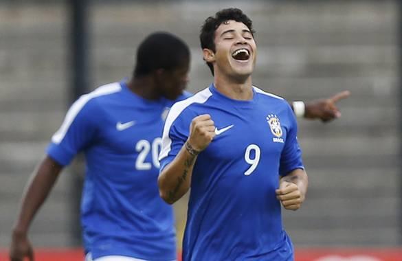 Colombia dejó escapar su cuarto título en Toulon: cayó 1-0 con Brasil