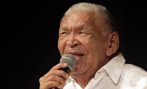 Autor de la Diosa Coronada falleció a los 85 años