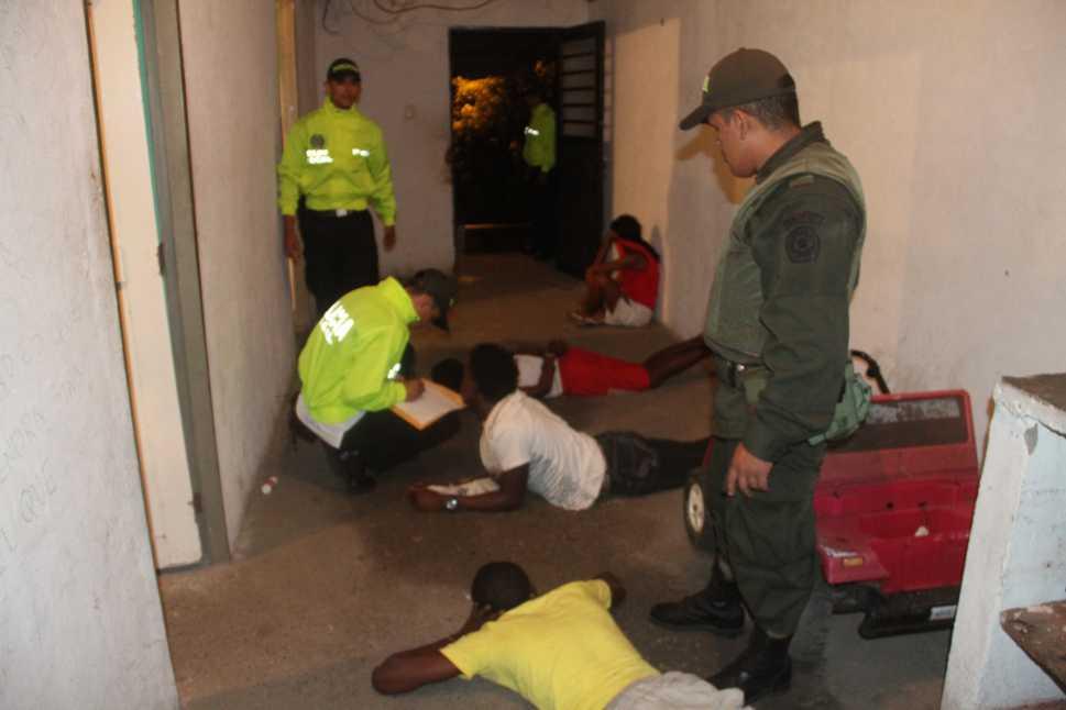 Policía de Cali desarticula peligrosa banda sicarial