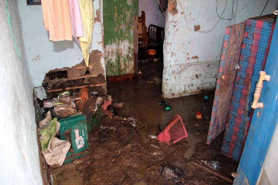 Emergencia en Roldanillo por fuertes lluvias