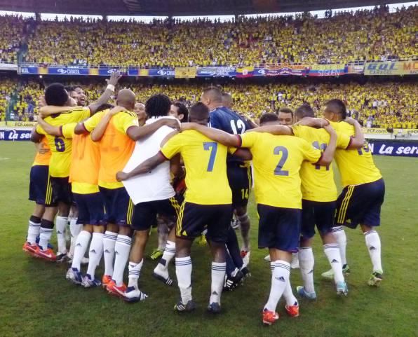 Colombia ganó y tiene las puertas abiertas rumbo al mundial de Brasil