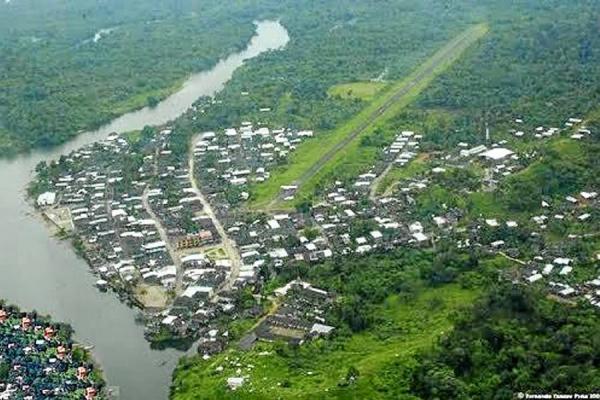 Farc hostigaron a la población de Timbiquí en la costa caucana