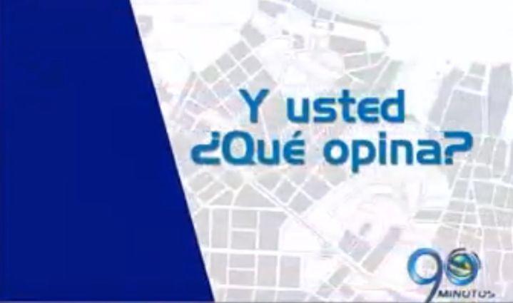 En Y usted ¿Qué opina? el optimismo de los caleños sobre el triunfo de Colombia