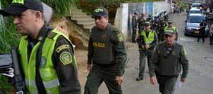 Dos muertos luego de asonada contra la Policía en Siloé