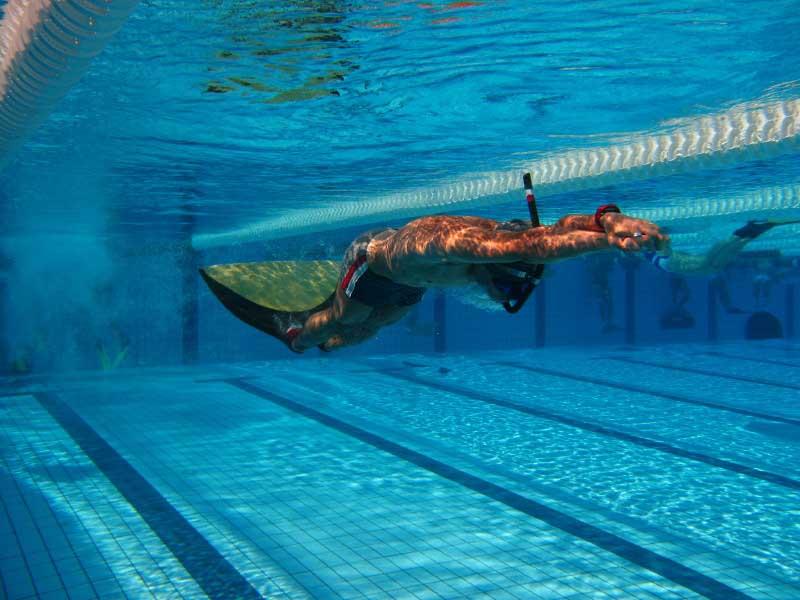 Juegos Mundiales: Colombia es potencia en natación con aletas