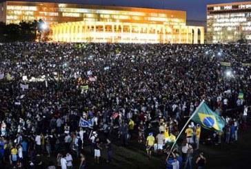 Manifestantes anunciaron más  protestas en Brasil