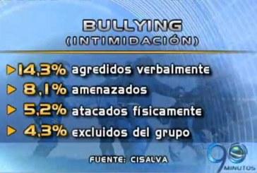 Baja el bullying entre estudiantes de colegios de Cali