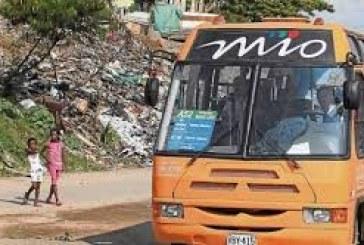 """Metrocali suspende el recorrido de los buses """"salmones"""" del MÍO"""