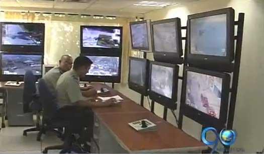 La capital del Valle tendrá más cámaras de seguridad
