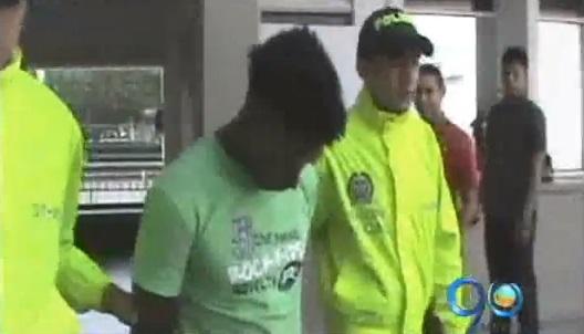 Capturado el delincuente alias 'Danilo'