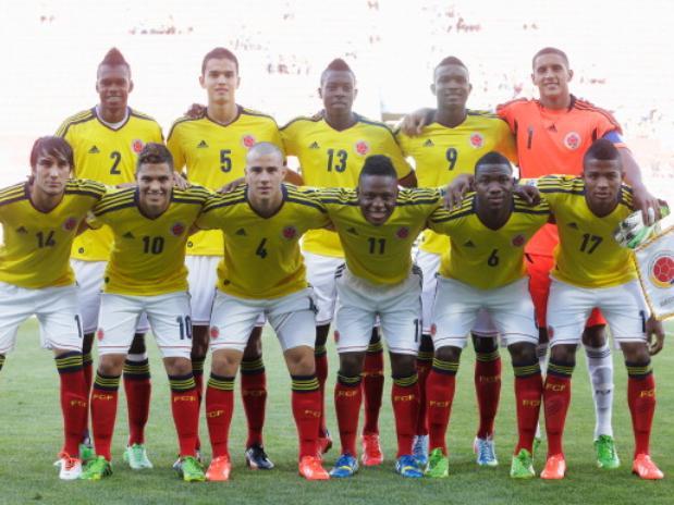 Colombia ya clasificada, juega contra El Salvador en el Mundial sub 20
