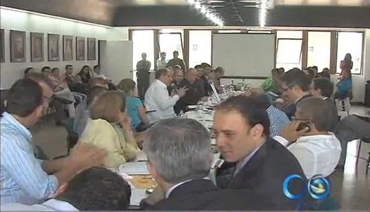 El Contrato Plan beneficiará a los 42 municipios del Valle del Cauca